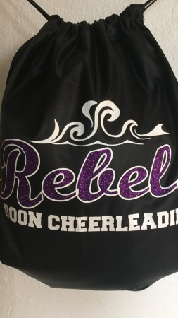 Rebels gymbag